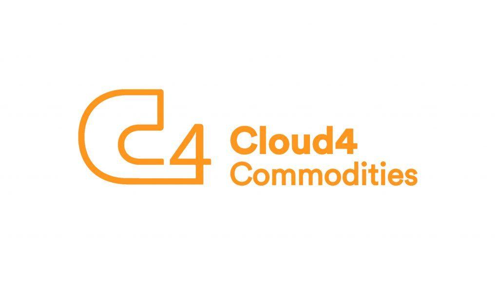 logo Cloud4Commodities - geel