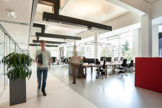 Office Dynamic People - Amsterdam